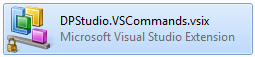 VSIX Visual Studio Extension